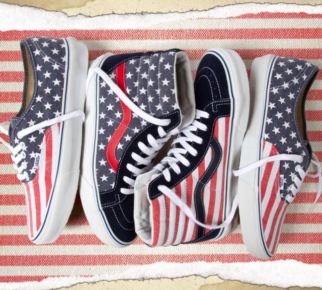 """Vans Van Doren """"Stars Stripes"""""""