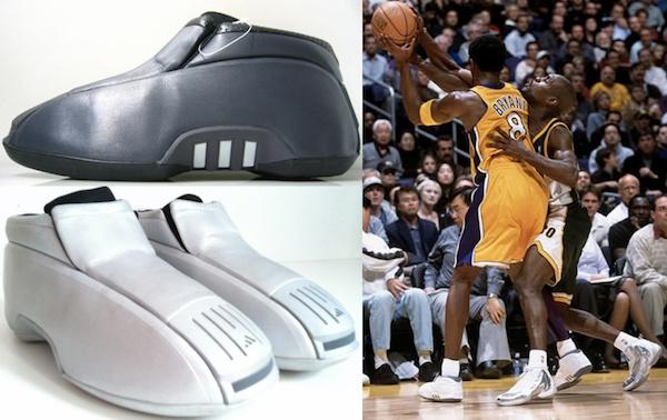 Adidas Kobe Two - Adidas 'The Kobe' - Adidas KB8 III - Adidas KB8II - Adidas KB8 - via Cardboardconnection