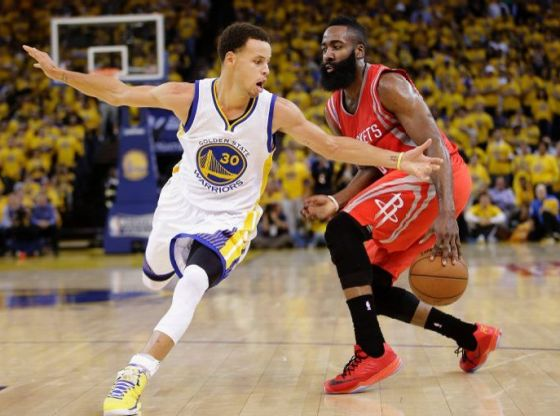 James Harden in Nike Zoom Run the One