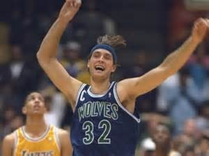 Laettner on the Wolves