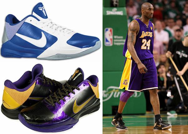 Nike Zoom Kobe V - Image via Cardboardconnection