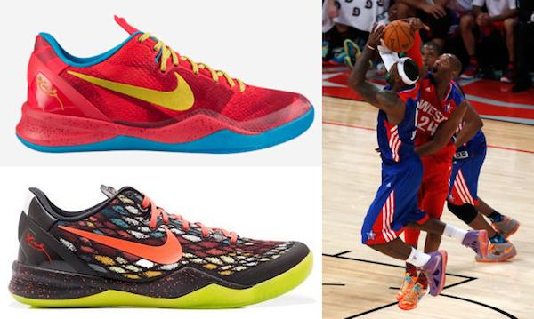 Nike Zoom Kobe VIII - Image via Cardboardconnection