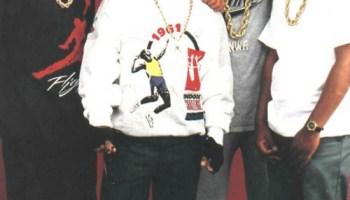 Straight Outta Compton: NWA's Sneaker Legacy - Yella Wearing the Nike Air Jordan 3
