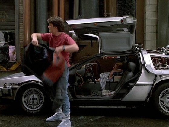 Back To The Future II All Over Again