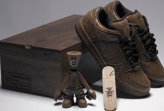 "Michael Lau x Nike SB Dunk Low ""Gardener meets Nike"""