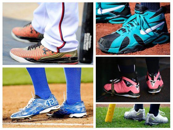 30 Best Cleats of 2015 Baseball Season