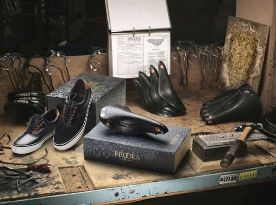 Brooks England x Vans Vault Collection