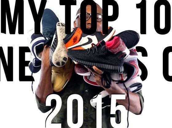 Kustoo - Top 10 Sneakers of 2015