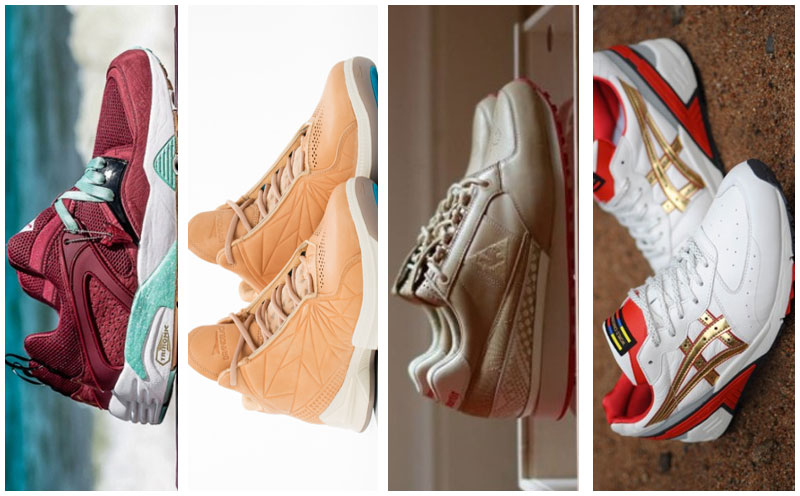 Noah Goldowitz Top 10 Sneakers 2015