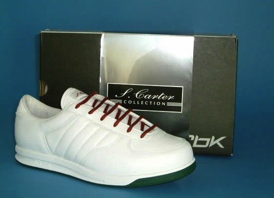 Reebok S Carter inspired by Gucci Tennis 84