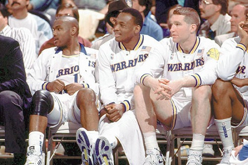 Today In Sneaker History: Warriors & Nuggets Score Big