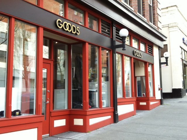 Goods Sneaker Store in Seattle Now Closed