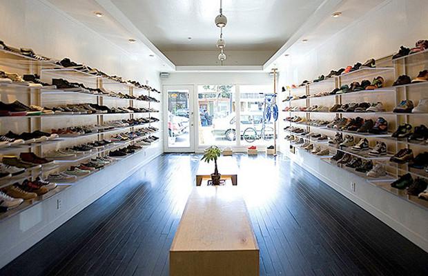 HUF Sneaker Store San Francisco