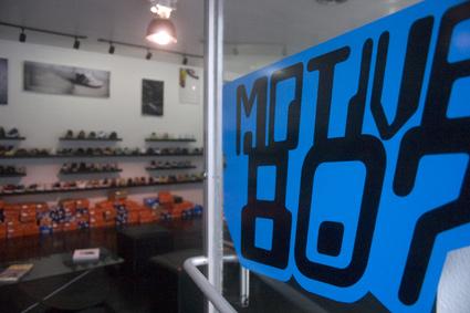 Motive807 Austin Texas Sneaker Stores