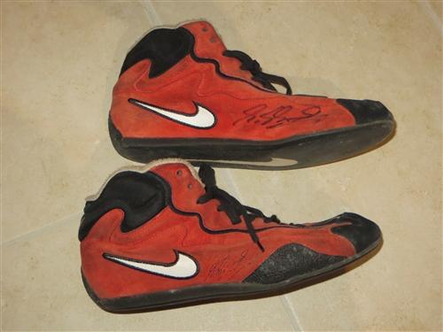 1996 Michael Schumacher Nike Driving Racing Shoes