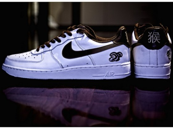 """2004 Nike Air Force 1 Low """"Year of the Monkey"""""""