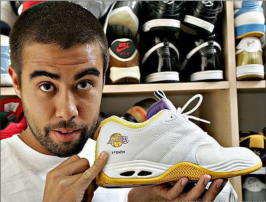 """Eric Koston with éS Koston K3 """"Lakers"""""""