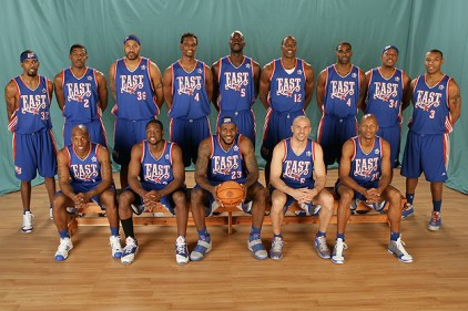 2008 Eastern Conf. Roster