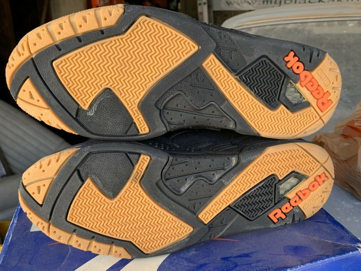Outsole Featuring Hexalite Cushioning