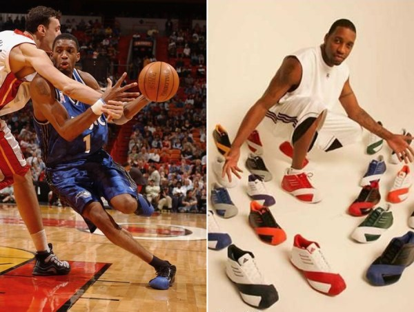 T-Mac Sneakers - Colorways for days.