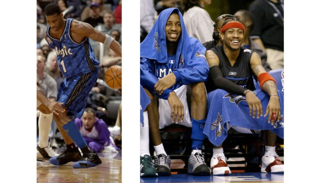 T-Mac x Allen Iverson All-Stars