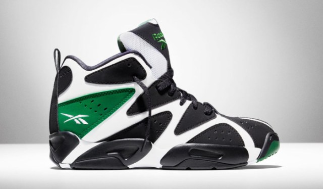 Shawn Kemp- Reebok Kamikaze I 'Sonics' (Best Seattle Sonics Sneakers)