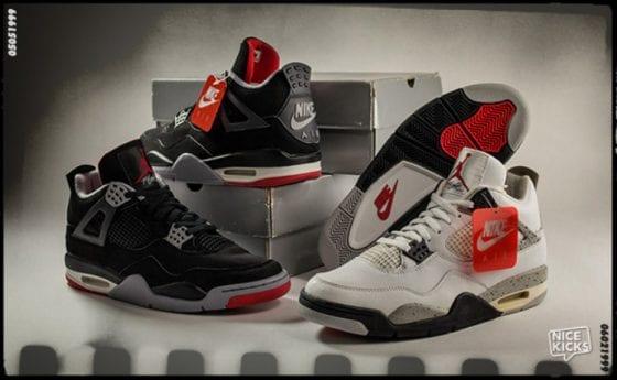 size 40 7ac01 023a5 Footwear Abridged: Air Jordan IV 'Bred' - Sneaker History