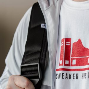 Sneaker History Shirt - Champion Heavyweight