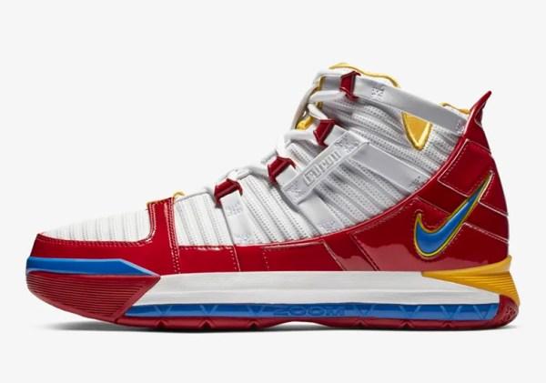 Lebron Sneaker News