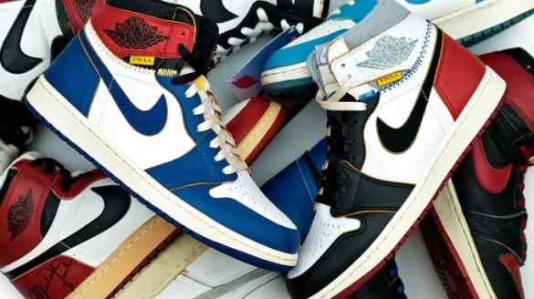 Union x Jordan 1 Collab