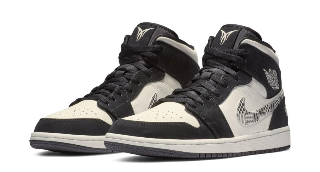 Black History Month Sneakers - Air Jordan 1 Melo