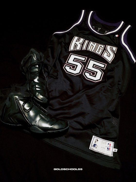 Jason Williams Game Worn Jersey & Nike Hyperflight Samples