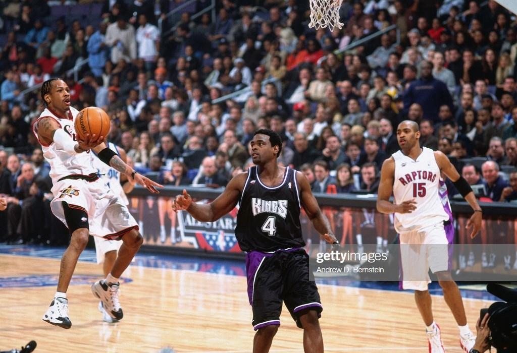 TBT: 2001 NBA ASG Photo Gallery