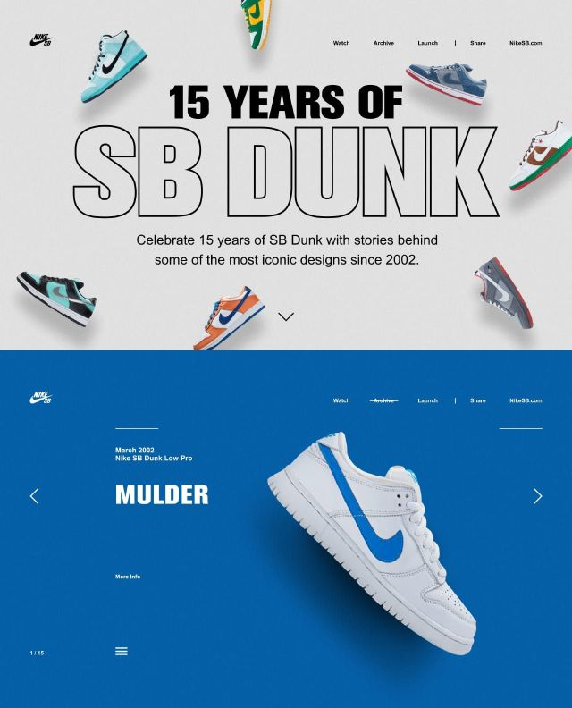 Nike SB: History of the Dunk