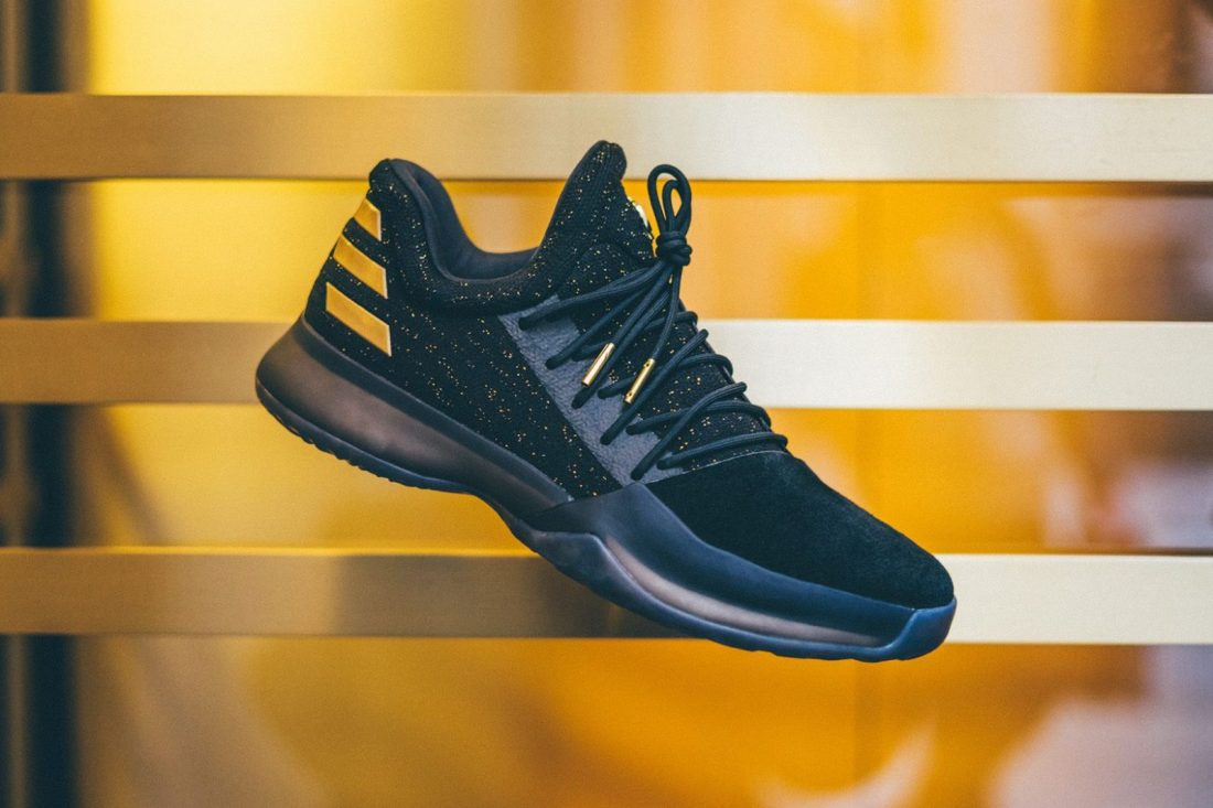 James Harden's first colorway of a signature shoe