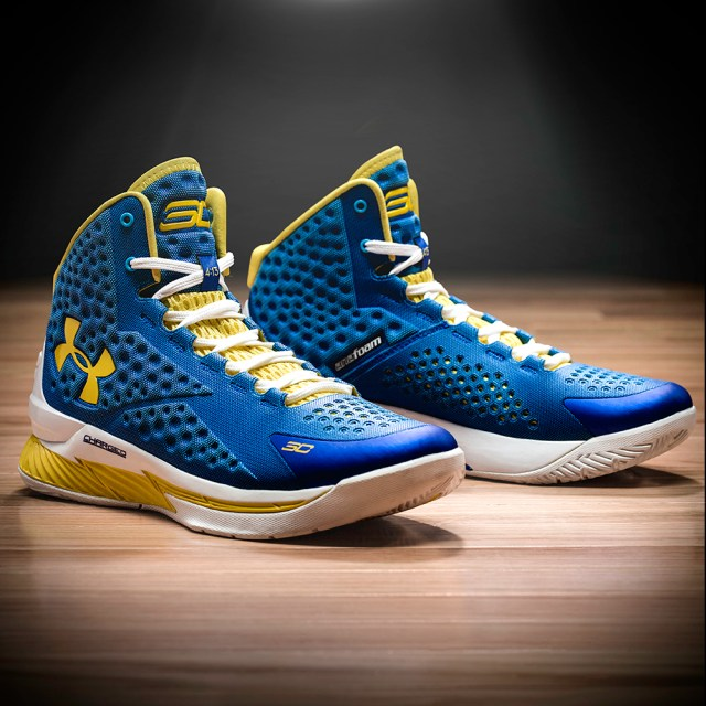 Under Armour Curry 1 'Bay Area'