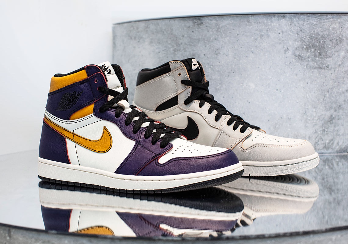 "pavimento preparar Medio  Sitting Treasures: Jordan 1 x Nike SB ""NYC to Paris"" | Sneaker History -  Podcast, News, Merch, and Culture"