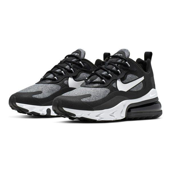 Nike Air Max 270 React in black