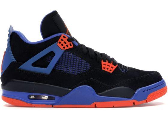 Jordan 4 Cavs Knicks