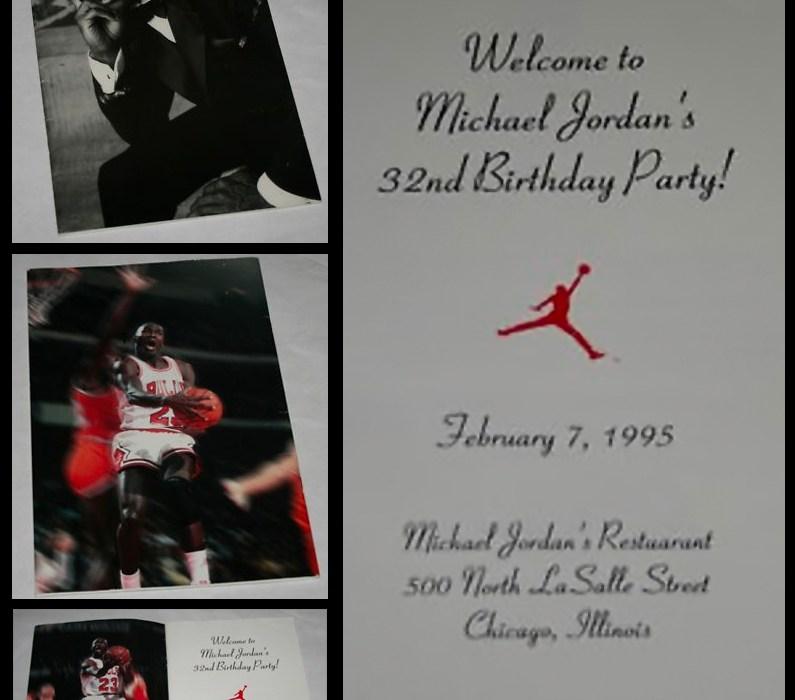 1 of 10 Air Jordans Made For Michael Jordan's 32nd Birthday