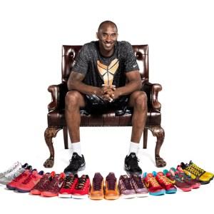 Kobe Bryant Signature Sneakers
