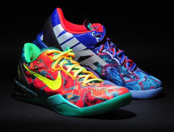Nike Kobe 8 - What The Kobe 8