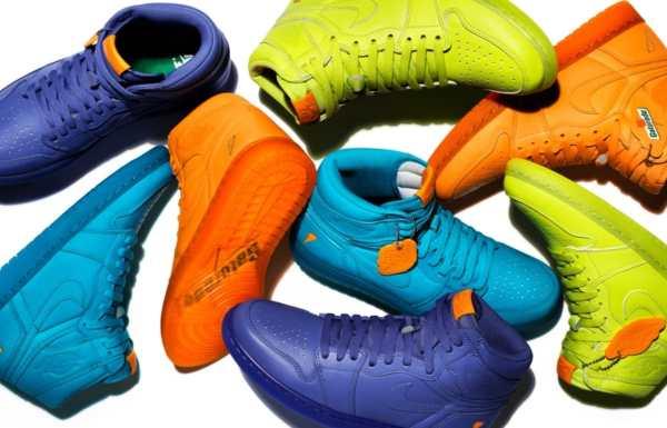 Air Jordan 1 Gatorade Pack