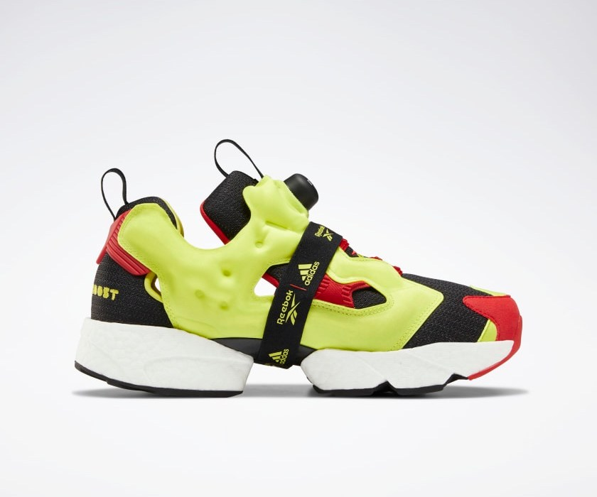 Underdog Sneaker Champion of 2019:  The Instapump Fury BOOST