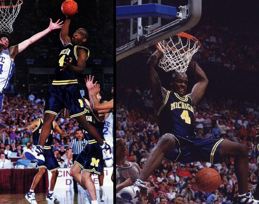 Nike Basketball History