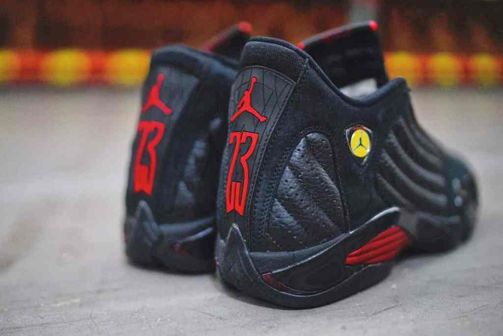 Air Jordan 14 Last Shot Photo By Chris Elliott