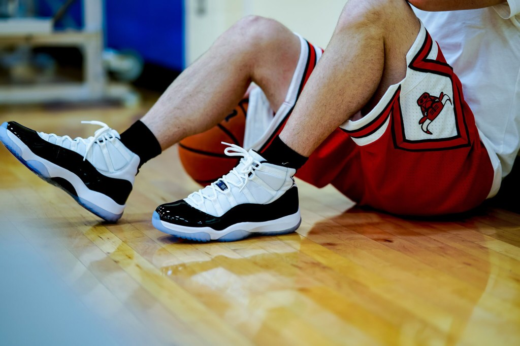 Concord Air Jordan 11 Photo by Chris Elliott