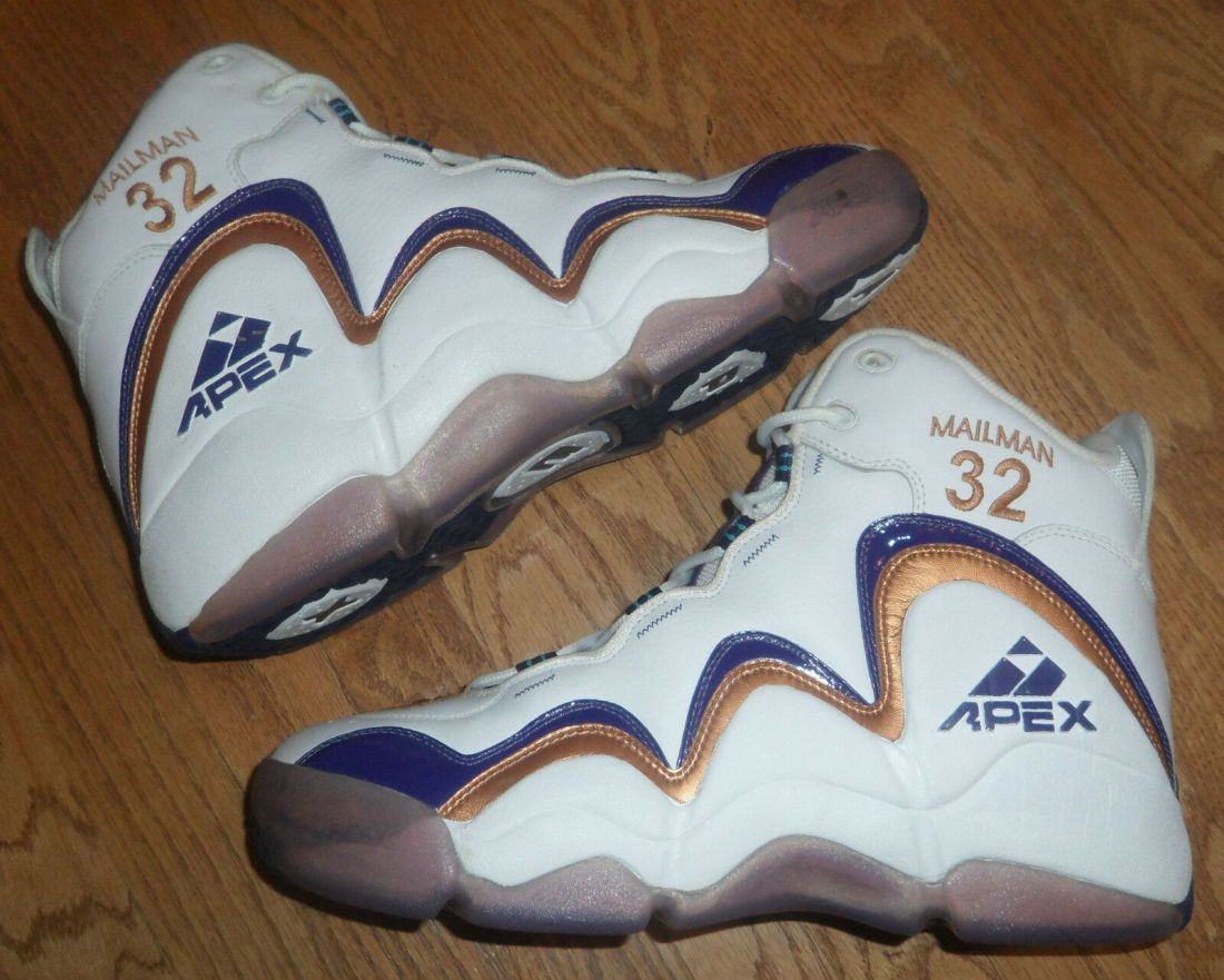 Karl Malone APEX Mailman Shoes