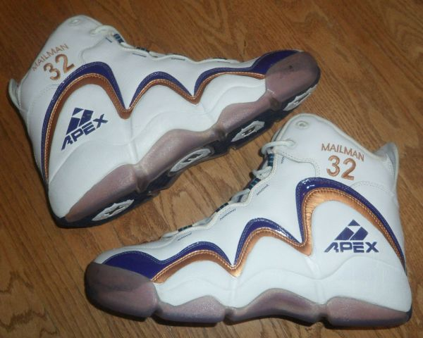 Karl Malone APEX Mailman Shoes