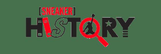 Sneaker History Logo